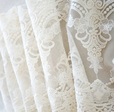 Lace Fabric Knowledge