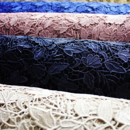 How to choose lace fabric