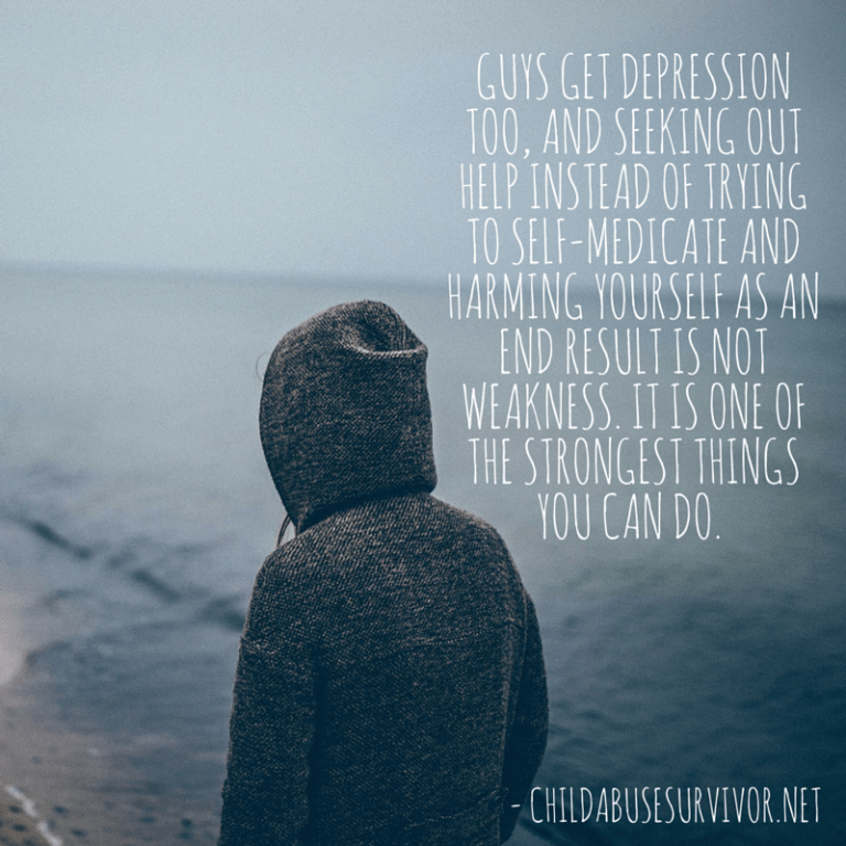 Link – Advice for Men With Depression