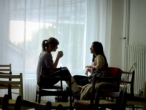 Link – Here's how you can connect to friends who are depressed