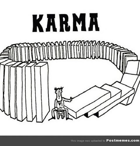 The Dangerous Idea of Karma
