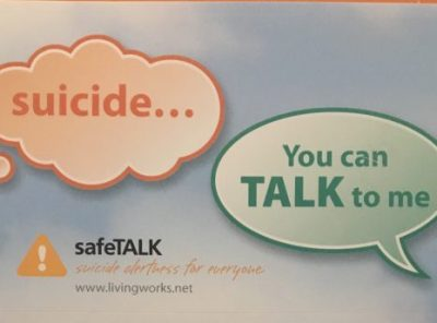 SafeTALK Training