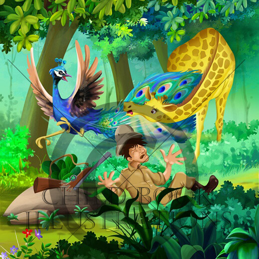Kids Book Illustration | Kids Story Books | Cartoon ArtistChildbook Illustrations