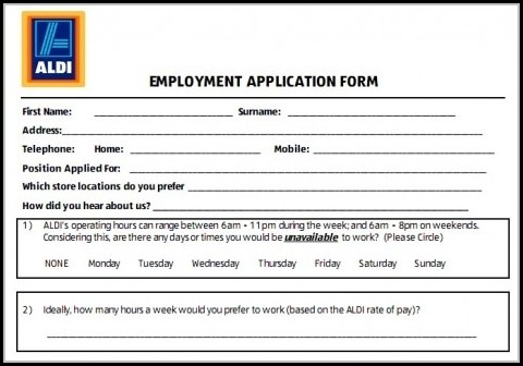 Mcdonalds Careers Application Form  Form  Resume Examples RE349D986x
