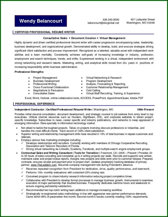 Best Rated Professional Resume Writers  Resume  Resume