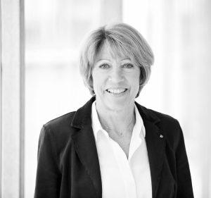 Eva Werner:  Einkaufsleiterin  bei Blue Seven