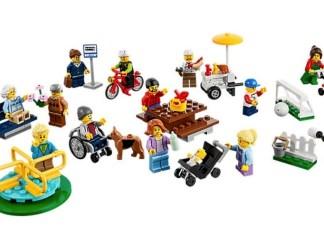 Lego City Stadtbewohner - alle Charaktere