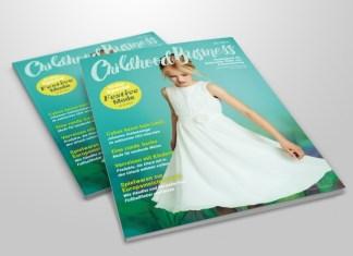 Cover der Ausgabe 05 2016 von Childhood Business