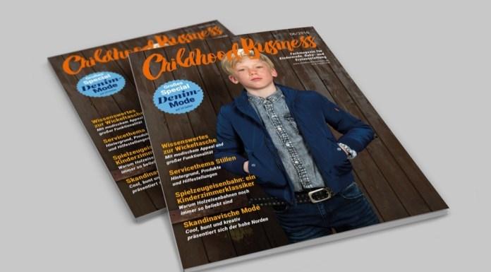 Cover der Ausgabe 06 2016 von Childhood Business