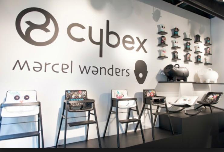 Marcel Wanders designt für Cybex