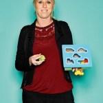 Melanie Hanßen, Verkauf Export von Gollnest & Kiesel, mit Sortierbox Fahrzeuge