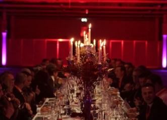 Messehallen mal ganz anders: Das Messecenter Rhein-Main beim Open-House-Dinnera