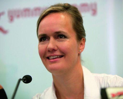 """Noch besteht Hoffnung: An der von Vera Klöhn gegründeten """"Kiki-Kindermode""""Handelskette sind mehrere Investoren interessiert."""