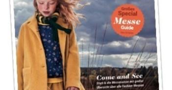Cover der Ausgabe 01 / 2017 von Childhood Business - Messe-Guide der Kindermodemessen