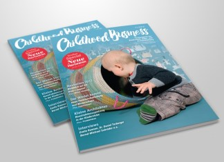 Cover der Ausgabe 11 2016 von Childhood Business