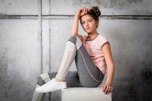 Bei Sanetta kommen Verstand und Geschmack zusammen, wenn sie den neuen Athleisure-Trend umsetzen