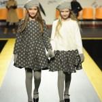 """CND by Condor auf der Fashion-Show """"Fashion from Spain"""" auf der Pitti Bimbo im Januar 2017"""