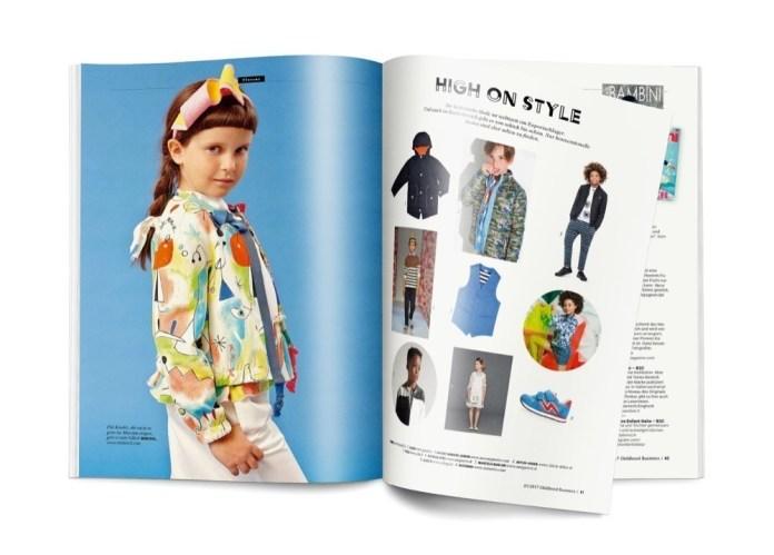 High on Style zur Pitti Bimbo aus der Ausgabe 01/2017