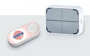 Per Knopfdruck lassen sich bei Amazon, Brack oder anderen Anbietern voreingestellte Produkte nachordern.