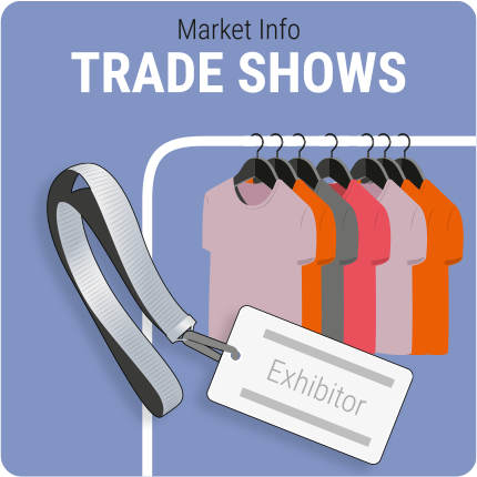 Market Info about Fairs and Trade Shows