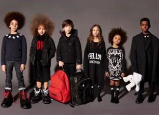 Givenchy mit erster Winterkollektion in der Saison AW17 18