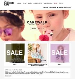 New Fashion Kids mit den Labels Cakewalk und Jottum ist pleite