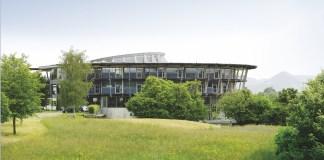 Zentrale der Kanz Financial Group in Pliezhausen