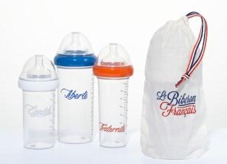Drei Flaschen aus dem Land der Trikolore