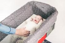 Nutzung als Babyreisebett