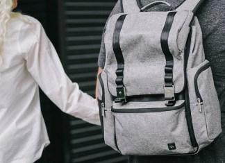Die Wickeltaschen der XY Collection von Jujube sind extra für Väter entworfen worden
