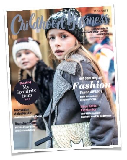 Cover der Ausgabe 11-12/2017