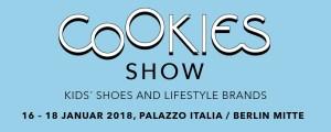 Cookies Show vom 16. bis 18. Januar 2018