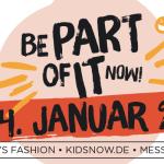 Kds Now vom 12. bis zum 14. Januar 2018