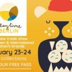 Playtime Berlin im Januar 2018