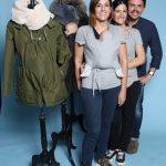 Arantxa und Beatriz Perez sowie Mario Robledo von Wombat & Co. London Ltd. Im Web unter: www.wombatandco.com – auf der Kind + Jugend 2017 beim Childhood-Business-Shooting 'My Favourite Item'