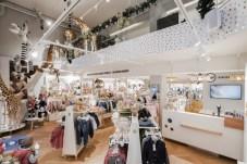 Neuer Steiff Flagship Store in der Münchener Briennerstraße - Design und Realisierung Büro Gruschwitz 1