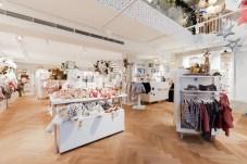 Neuer Steiff Flagship Store in der Münchener Briennerstraße - Design und Realisierung Büro Gruschwitz 2
