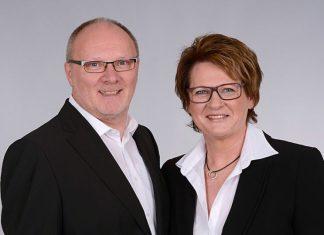 Vertriebsleiter Klaus Blümel und Geschäftsführerin Stephanie Viehhofer verkauften das Unternehmen Alvi Anfang 2018 an Nine & Co