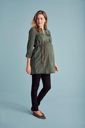 2018-04-05 Mamalicious aus dem Hause Bestseller mit der neuen Maternity-Kolektion Green Shades im April 2018 - mama_6559