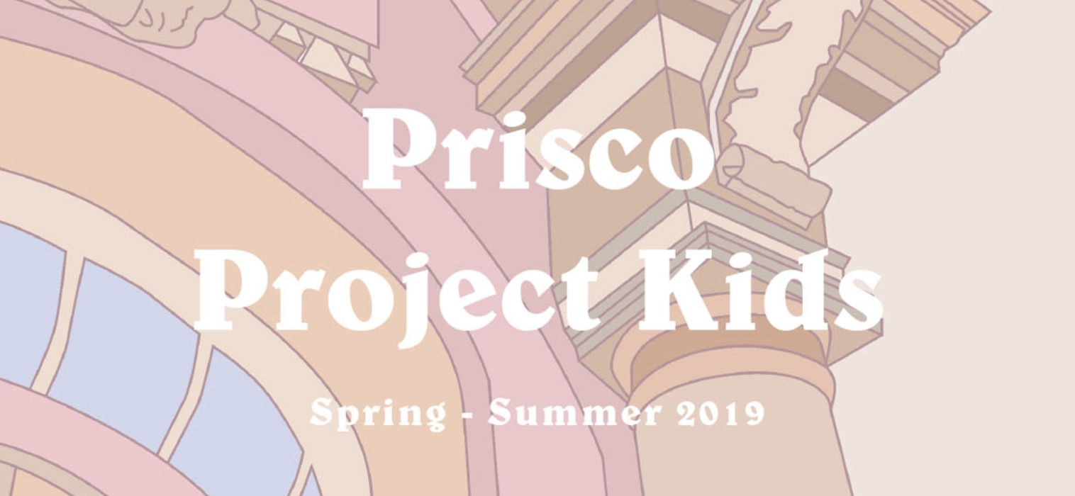 Prisco Project Kids um Juli 2018 in München, parallel zur Supreme Kids