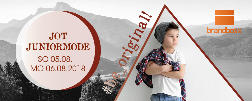 JOT Juniormode im August 2018