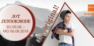 JOT Juniormode im August 2018