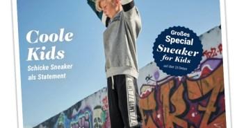 1 von2 Covern der Ausgabe 08/2018 (Childhood Shoes) - Version A