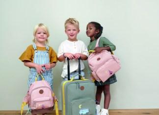 Kluge Taschen für kleine Kinder