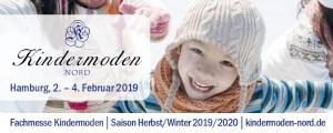 Kindermoden Nord im Februar 2019