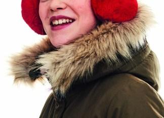 """Tolle Optik: Neben Jacken in gedeckten Farben, aber auch in Rosa und in Rot, bietet Garcia mit der """"Parka Family"""" einen praktischen Winterklassiker an."""