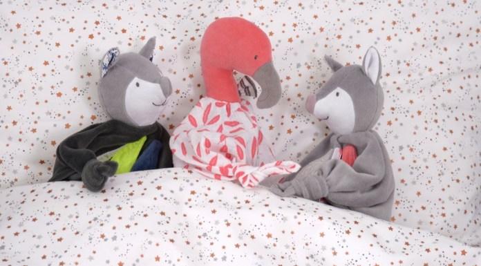 Das Stoff-Spielzeuglabel Kikadu wird für den Osten Deutschlands künftig von der Modeagentur Hesselbarth vertreten.