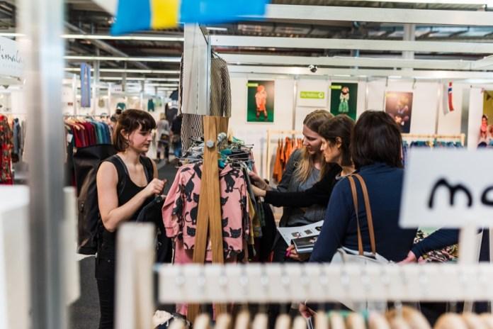 Stöbern, Finden und Ordern heißt es auf der Innatex in Hofheim. Die Messe profitiert von der immer größer werdenden Nachfrage zu nachhaltigen Produkten.