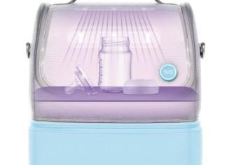 In der Sterilisationstasche werden Keime und Bakterien in gerade mal drei Minuten abgetötet.