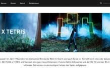 Der Schuh für Gamer – so titelt Puma auf der eigenen Website zur Sonderkollektion mit den beliebten Motiven aus Tetris.